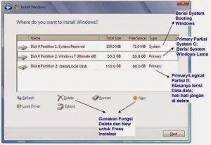 instal windows selanjutnya